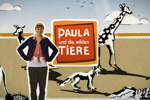 PAULA UND DIE WILDEN TIERE <h6>MOTION</h6>